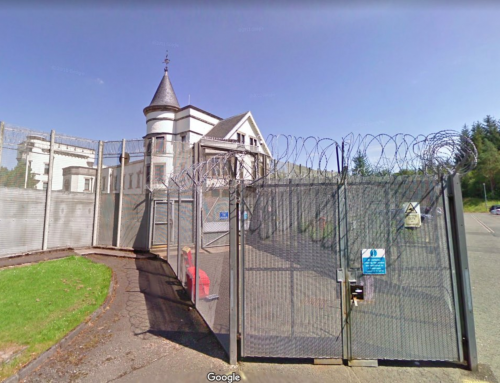 Week 9: #Unlocked17 visits Dungavel