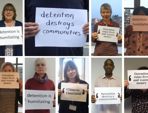 'The fight is in the street' – our reflections on #Unlocked17