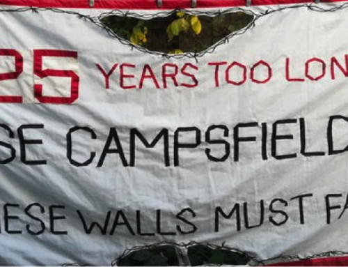 Campsfield closing: A history of resistance