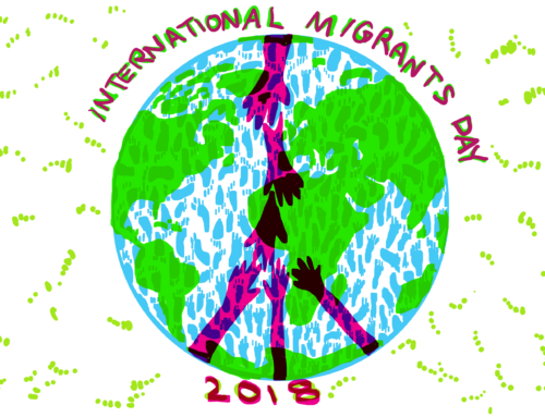 On International Migrants Day – reasserting the humanity and dignity of people in immigration detention