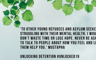 Mustapha's hope | Unlocked19