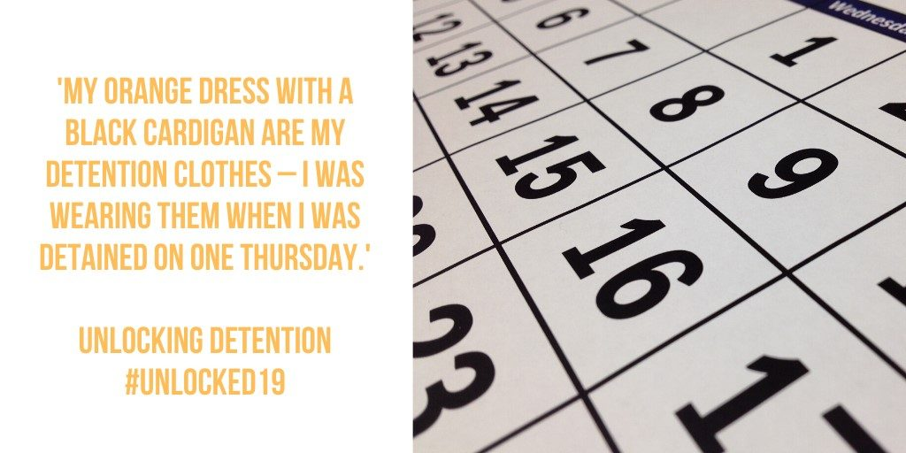 My Detention Clothes | Unlocked19