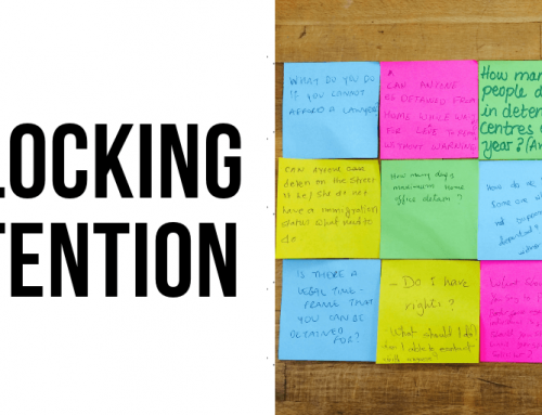 Welcome to this year's Unlocking Detention!