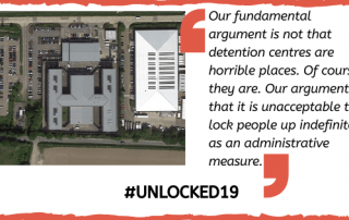 What I didn't know about Unlocking Detention | Unlocked19