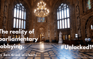 Parliamentary Lobbying | Unlocked19
